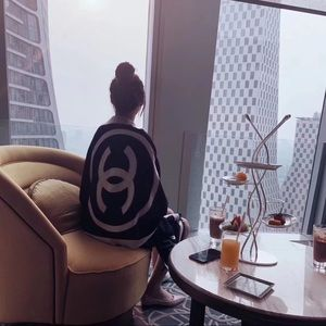 Authentic Chanel VIP scarves